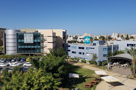 [Translate to English:] Blick auf das Holon Institut