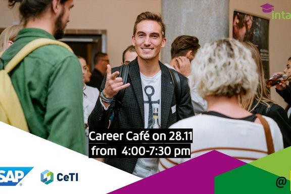 Career Cafe 28.11.2019