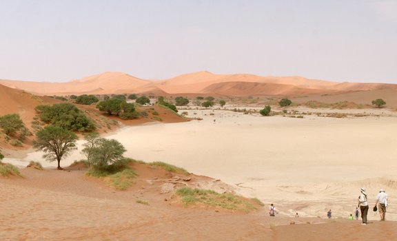 Exkursion nach Namibia